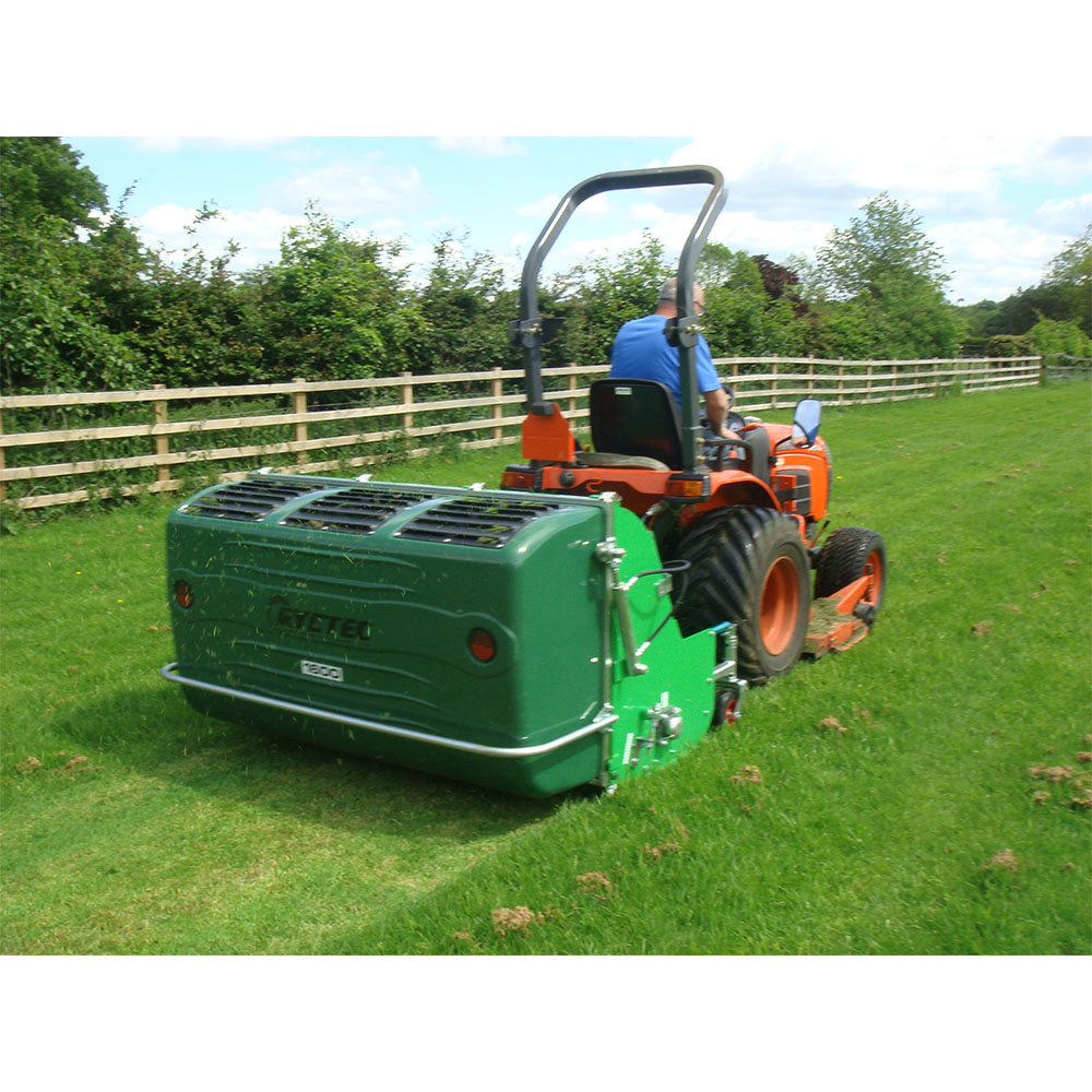 Mini Flail Mower Collector - Ryetec Industrial Equipment Limited