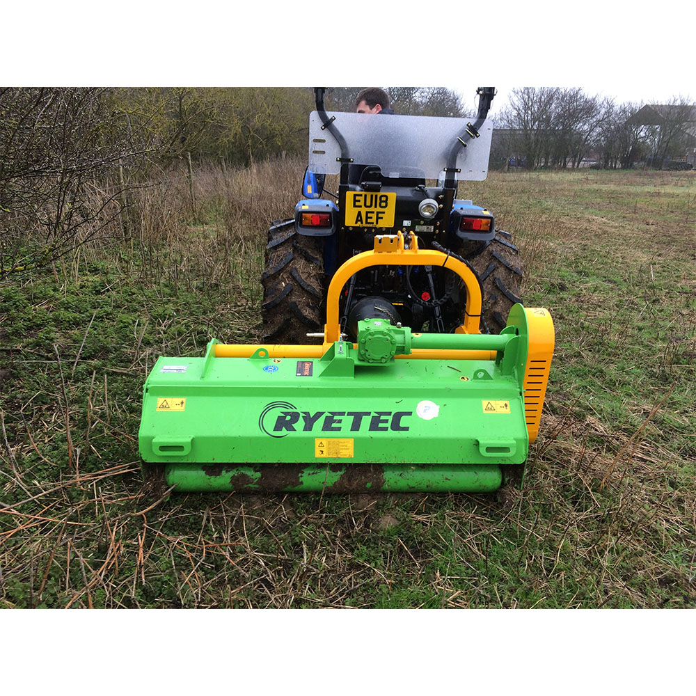 Flail Mowers Archives - Ryetec Industrial Equipment Limited