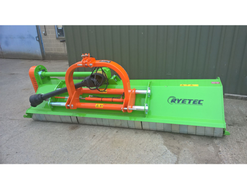 Contractor Super Flail Mower
