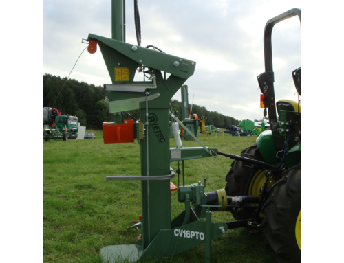 Contractor Vertical Heavy Duty Log Splitter