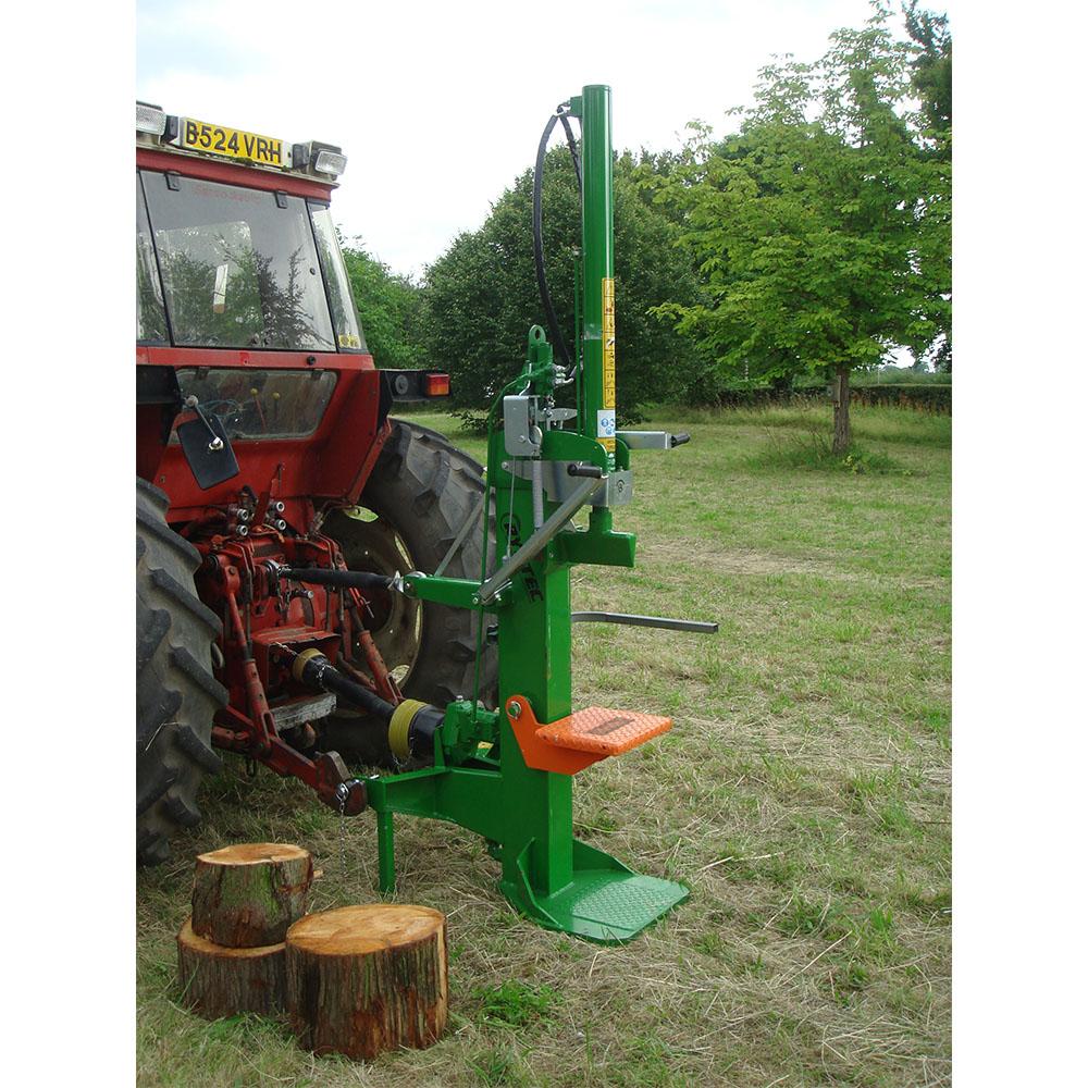 80472dc0116f Contractor Vertical Heavy Duty Log Splitter - Ryetec Industrial ...