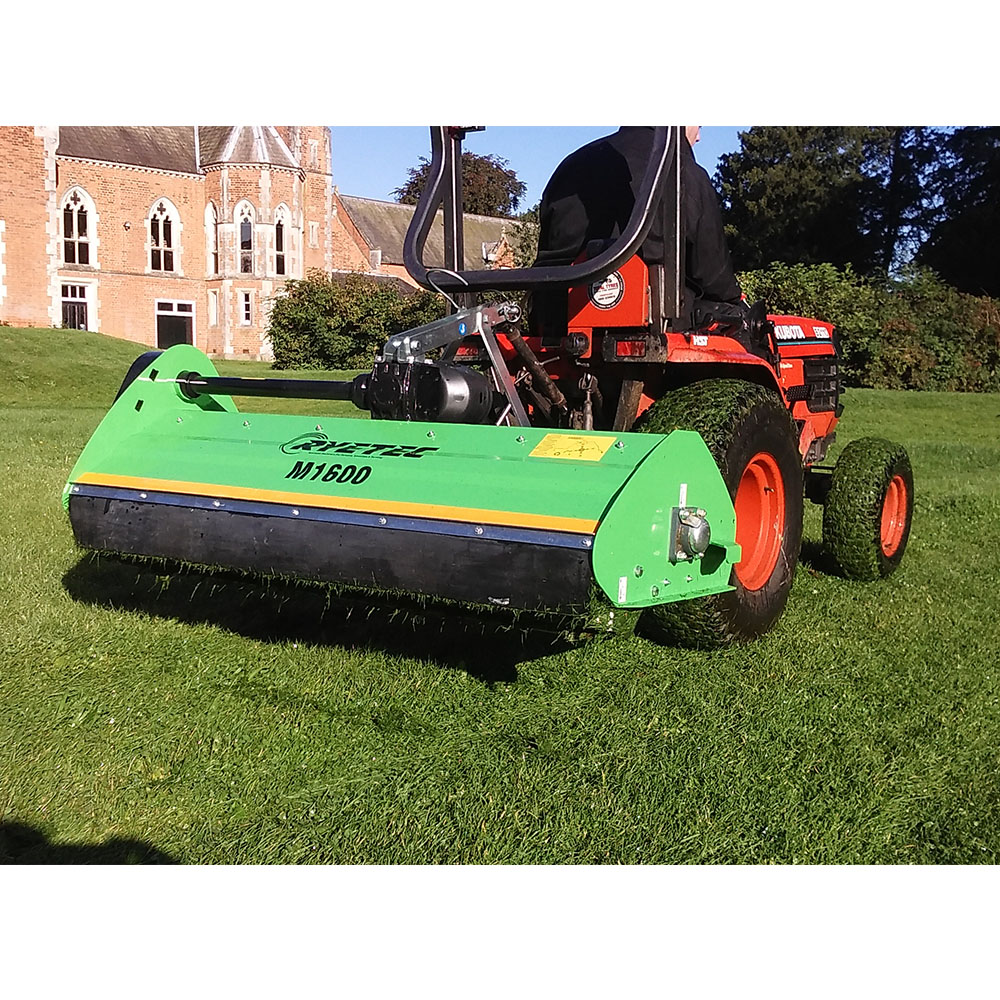 Mini Flail Mower - Ryetec Industrial Equipment Limited