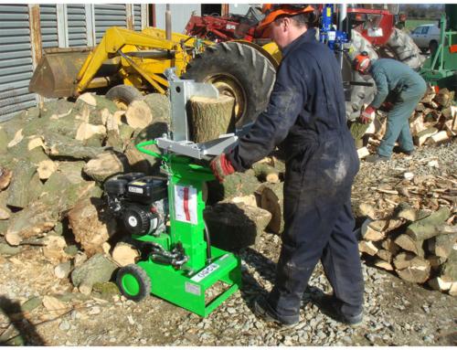 Professional High Power Log Splitters