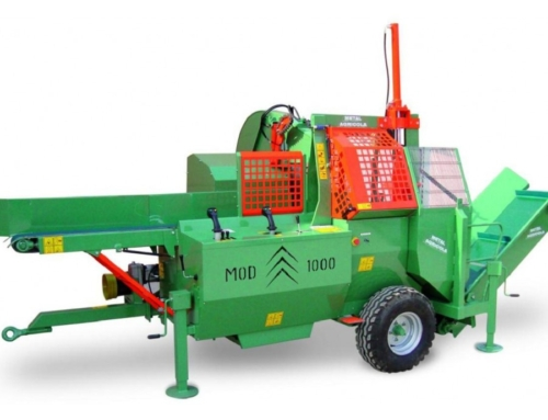 CP1200 Firewood Log Processor