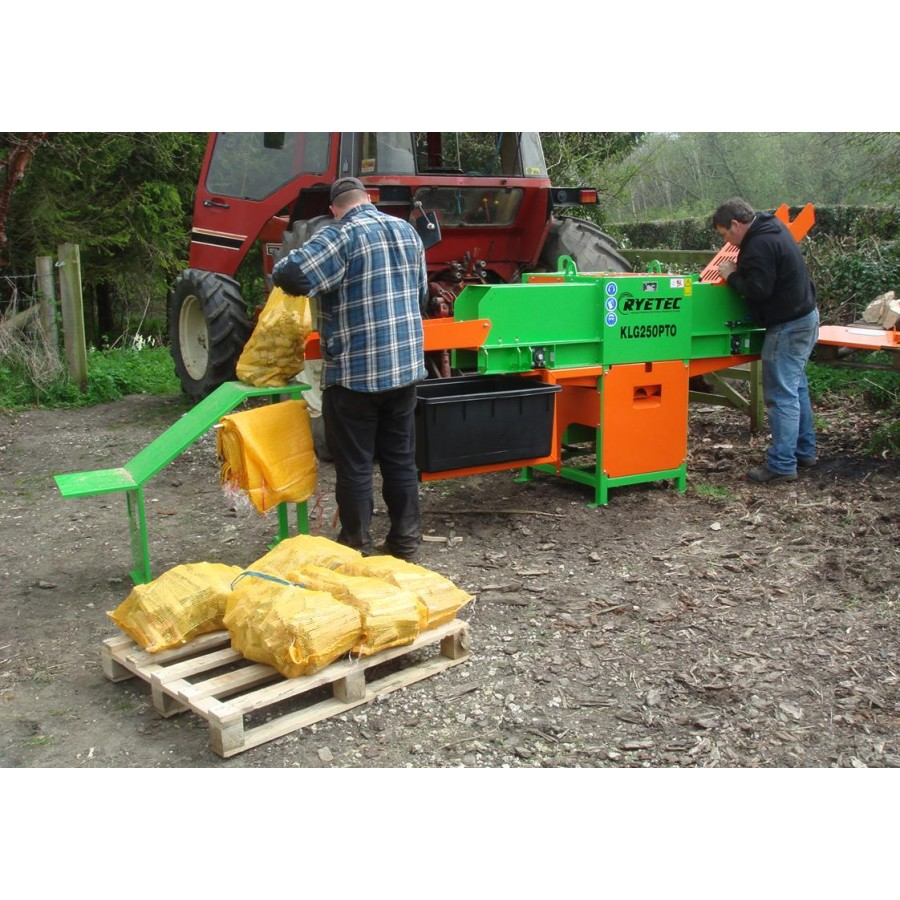 KLG250 Kindling Machine